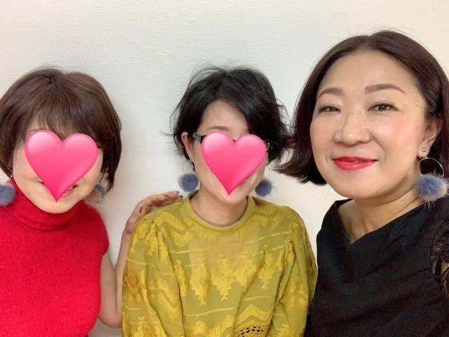2019年最後の大阪アクセサリー教室を開催しました
